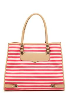 TRENDING Candy Stripes Tote...