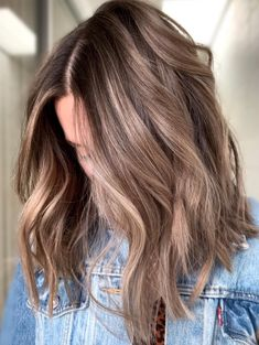 's hottest hair color, 2019 hair color 10 big burst hair dye – Page 5 – Hairstyle 2019 Ms.'s hottest hair color, 2019 hair color 10 big burst hair dye – Page 5 – Hairstyle Brown Hair Balayage, Balayage Brunette, Hair Color Balayage, Hair Highlights, Brunette Color, Ash Blonde, Ash Brown Hair With Highlights, Light Brunette Hair, Brunette With Lowlights