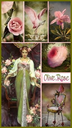 '' Olive & Rose '' by Reyhan S.D.