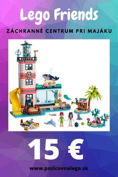 Požičajte si u nás Záchranné centrum pri majáku (41380) a mnoho ďalšieho Lega Friends. Len za 15 EUR a bez starostí, kam ho potom odložíte. Lego Friends, Movies, Movie Posters, Films, Film Poster, Cinema, Movie, Film, Movie Quotes