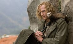 Paul Bettany as Dustfinger again... I love him in general, but especially in this role! ^_^