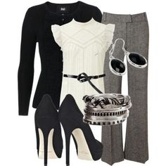 Work outfit #womens fashion #outfit