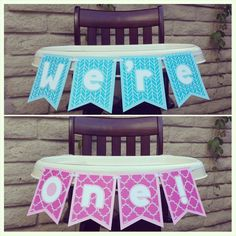 Hey, I found this really awesome Etsy listing at https://www.etsy.com/listing/237774980/first-birthday-banner-high-chair-banner