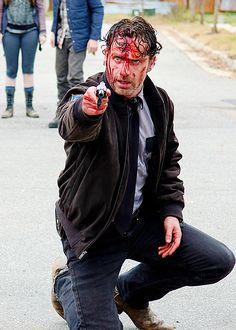 Rick Grimes - The Walking Dead season 5