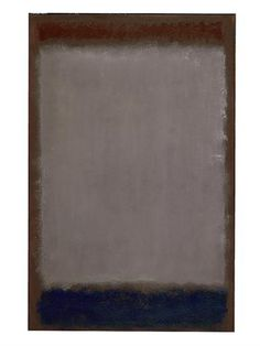 lavender and mulberry.   Thrilled to see Rothko at the museum today!