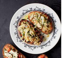 1000+ images about Tartines & Bruschetta on Pinterest ...