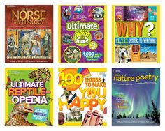 National Geographic Kids Prize Package Giveaway 11/16 - Gator Mommy Reviews