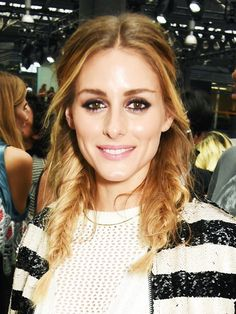 This Is How to Re-Create Olivia Palermo's Double Fishtail Braid via @ByrdieBeautyUK