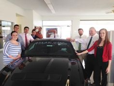 Woodhouse Ford South Supporting Blairjesse