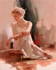 La influencia de Sargent: Richard S. Johnson Ballerina