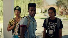 Kiersey Clemons, Shameik Moore, and Tony Revolori // Dope (2015)