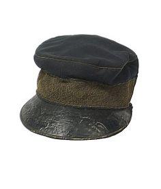 Crimean War - British officer's forage cap