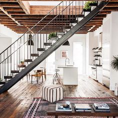 Stair design/placement!
