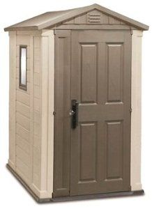 Keter 17181074 Apex 4x6 Storage Shed,$489.98