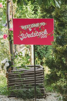 Woodstock Festival Wedding in Romania