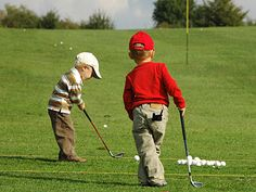 How to choose #Golfclubs for #kids