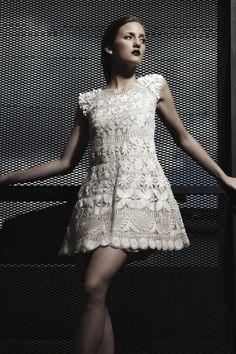 #ocreñanduti #ñanduti #fashiondesign #dress #fashion #style  #paraguay