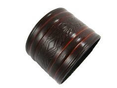 BrownBeans, Unique Print Brown Genuine Leather Men's Bracelet (LBCT3046) BrownBeans http://www.amazon.com/dp/B00CD38LTE/ref=cm_sw_r_pi_dp_Hbzawb0XWJA5M