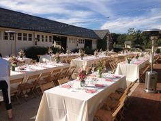 Elawa Farm September Wedding