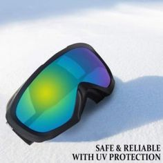 The 15 Best Ski Goggles You Should Own In 2019 | ReviewingPlus.com Best Ski Goggles, Snowboard Goggles, Snowboarding, Skiing, Air Ventilation, Best Skis, Extreme Weather, Mirrored Sunglasses, Snow Board