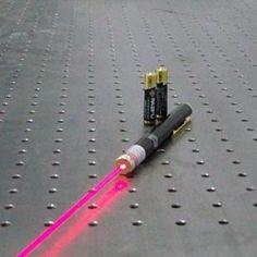 50mW/100mW Pointeur Laser Rouge Rose 635nm Laser CW Unique au Monde