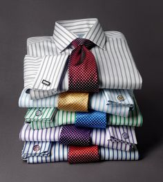 Mandarin shirts + cufflinks - SM30 - menswear - studio - layering fashion_still_life_500_07