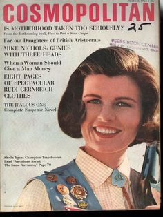 1940 hair styles cosmopolitan magazine may 1968 model kecia nyman 1965 4427