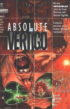 Absolute Vertigo #1 • Enero 1995 Portada: Glenn Fabry, Phil Winslade, Richard Case