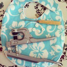 Adorable DIY Baby Bibs - Step-by-Step Tutorials