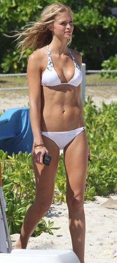 Bikini Watch - Erin Heatherton @styleestate