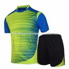 Custom Sublimation sports wear / soccer shirt / soccer jersey