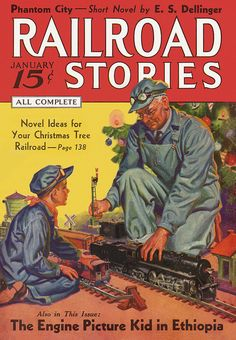 Novel Ideas For Your Christmas Tree Railroad