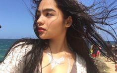 Media Tweets by Andrea Brillantes (@iamandrea_b) | Twitter Jonaxx Boys, Espanto, Cute Love Quotes, Beautiful Anime Girl, Celebs, Celebrities, Beach Pictures, Kylie Jenner, Girl Crushes