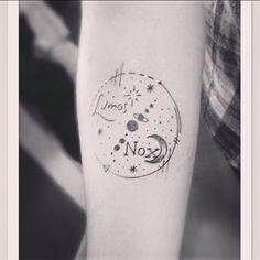 harry potter tattoo - Sök på Google                                                                                                                                                     More