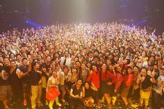 Fuerza Bruta Japan tour 2014.
