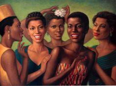 Expressions of Joy by TIM ASHKAR « AMERICAN GALLERY