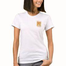 Multiple Sclerosis Awareness Ribbon Angel T-Shirts