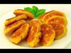 Arepas de calabaza preparadas en el sartén deliciosa receta - YouTube