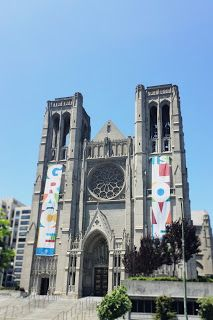 San Francisco Nob Hill's Masonic Center: Things to Do in the Area. Check out the refined or free things to do in the area before or after a show at the Masonic Center. Explore part of Nob Hill's historic and grand neighborhood. Grace Cathedral