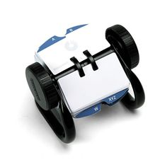 Rolodex merrick business card punch 2 punch heads 23 black rolodex open rotary card file black 250 card capacity rol66700 colourmoves
