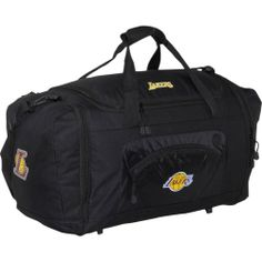 New York Yankees Duffle Gym Bag Team Colors 20 MLB