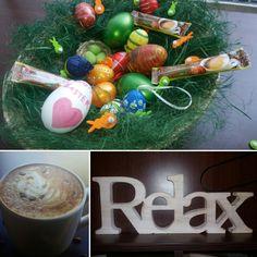 #Relax #Kaffee #Ostern #CreamCoffee #DXNKaffee #gesunderKaffee