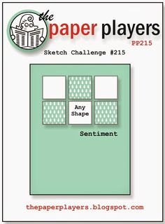 The Paper Players: Paper Players Challenge #215: A Sketch From Sandy