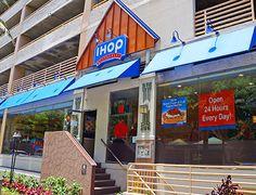 「キッズフレンドリーなレストランBEST10」第2位!アメリカ朝ごはんの定番レストラン『I HOP』> オリオリハワイ