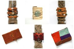 handcrafted leather accessories
