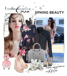 """""""296"""" by agateczka1987 on Polyvore featuring moda, Ally Fashion, Givenchy, Marc Jacobs, Jessica Simpson i springscent"""
