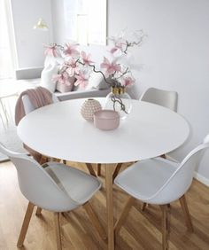Of our favourite millennial pink home decor picks 33 Of our favourite millennial pink home decor picks our favourite millennial pink home decor picks 33 Trackbacks are closed, but you can Dining Room Sets, Dining Room Design, Dining Table, Interior Design Living Room, Living Room Decor, Pink Home Decor, Apartment Living, Apartment Ideas, Home And Living