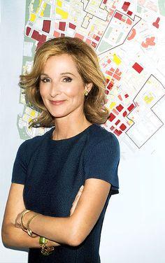 Amanda Burden, NYC Planning Director