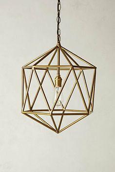 Euclidean Pendant on Wanelo