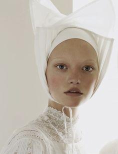 Gemma Ward Vogue Italia